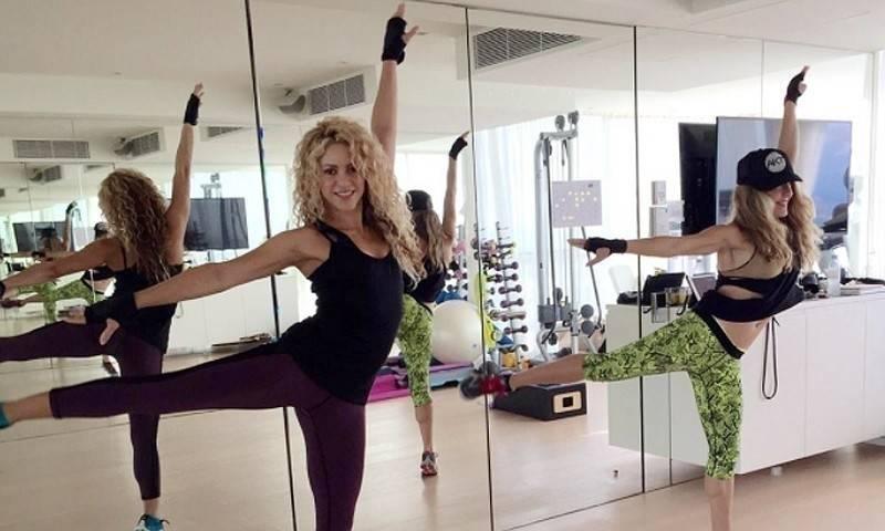 Shakira reveló sus secretos de alimentación y entrenamiento para sentirse bien