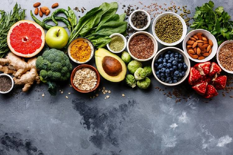 comida alimentos alimentacion sana saludable