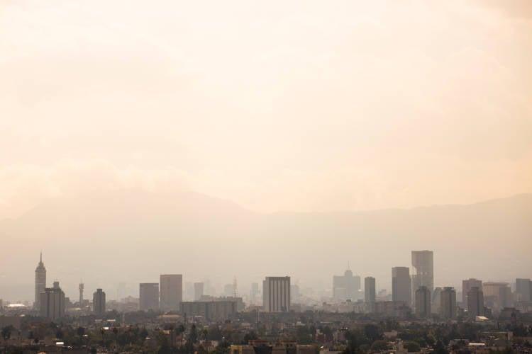 contaminación mexico