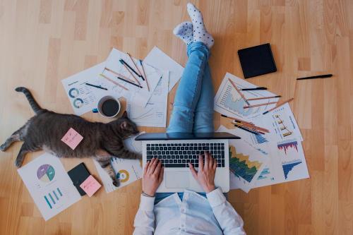 Home office: consejos para aumentar la productividad y llevar una rutina saludab