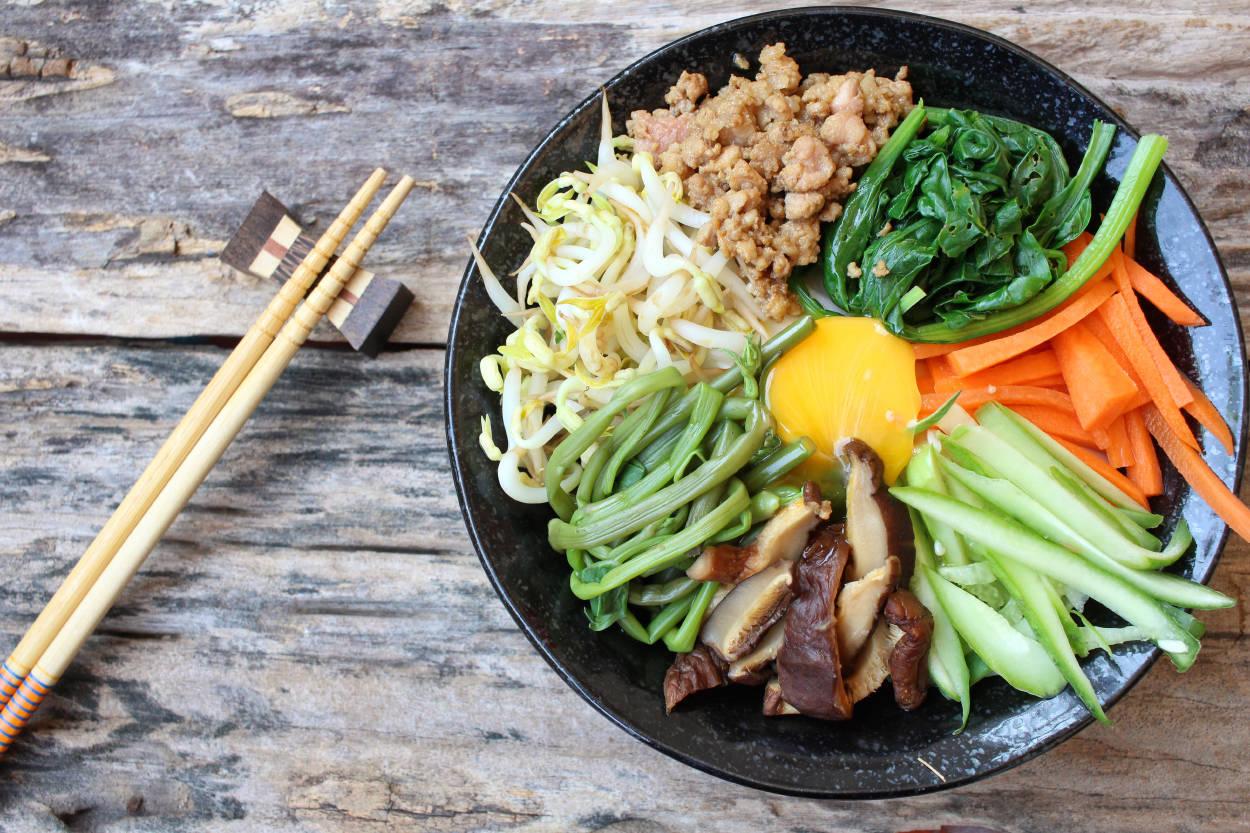 ¿Qué comen en Corea para que casi nadie sea obeso?