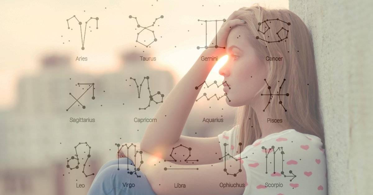Los signos zodiacales más propensos al sufrimiento por amor