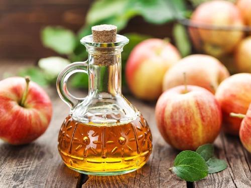 Postbióticos presentes en el vinagre de manzana