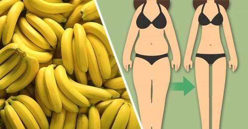 Cómo es la dieta del plátano para bajar de peso que se volvió viral