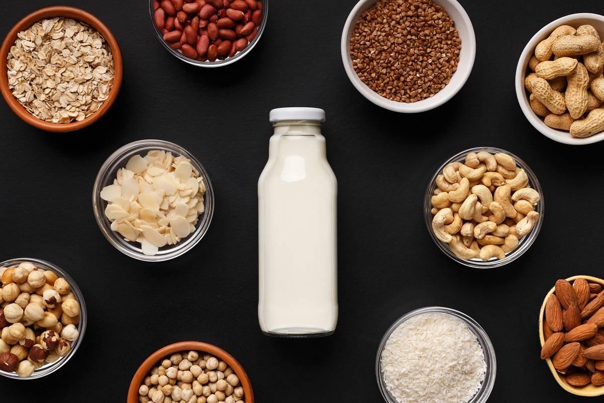 Cómo reemplazar la carne, los huevos y los lácteos por alternativas vegetales