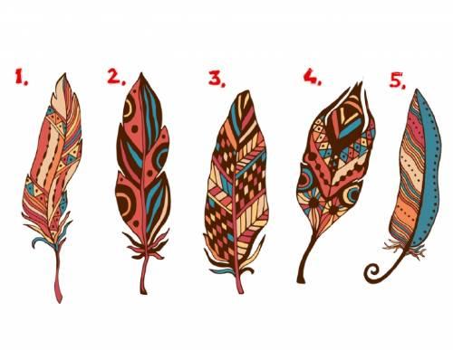 Test de personalidad: la pluma que te representa te dirá cuál es tu poder interior