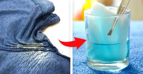 9 trucos para remover manchas de la ropa de manera natural