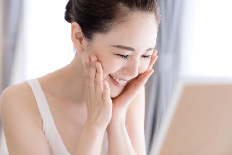 japonesa belleza rostro