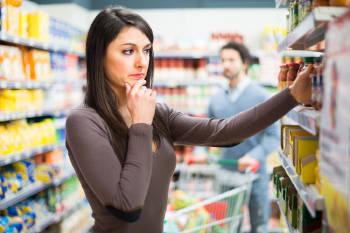 como diferenciar alimentos al comprar