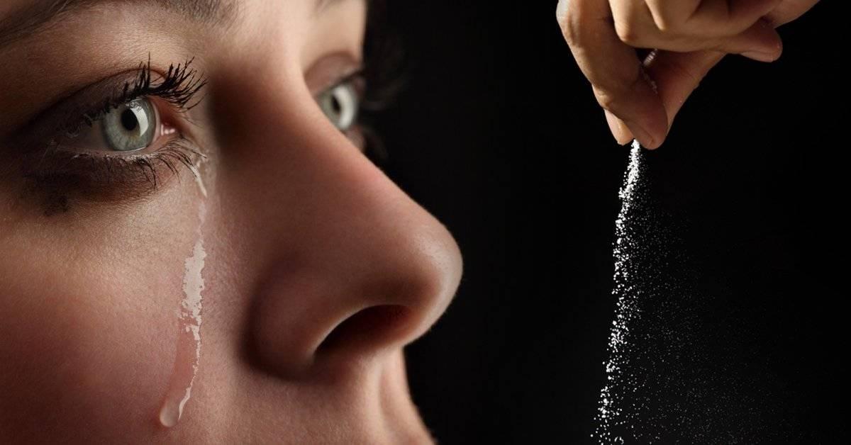 Ésta es la razón científica de que las lágrimas sean saladas