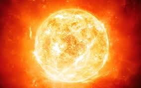 Una fotografía de la posición del sol durante un año