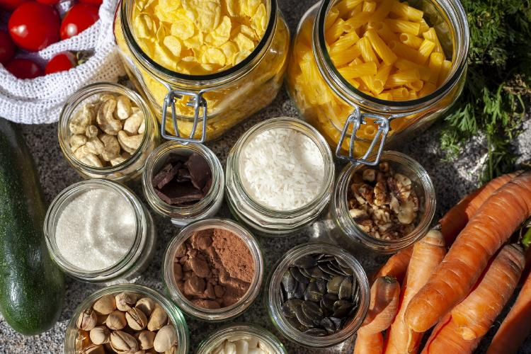 Zero waste alimentos