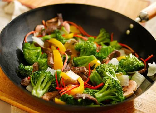 Trucos para cocinar vegetales y que tengan más sabor