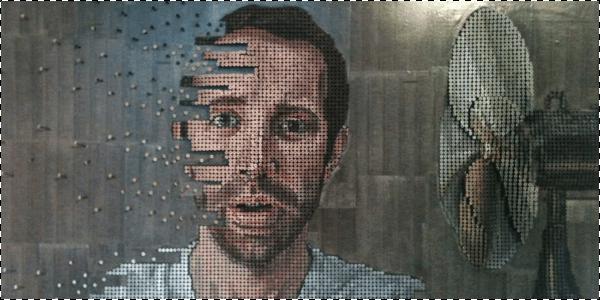 Arte con tornillos - Andrew Myers