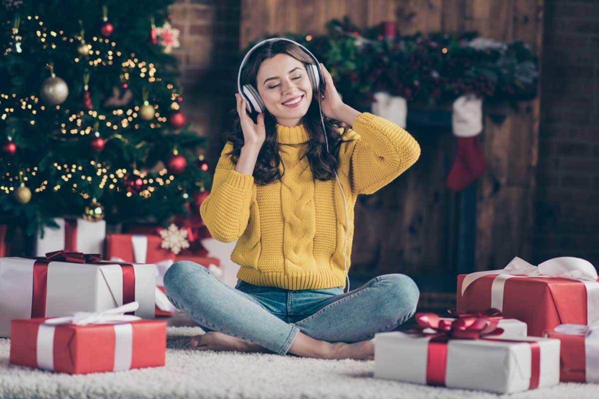 Afirman que escuchar música navideña puede mejorar tu estado de ánimo