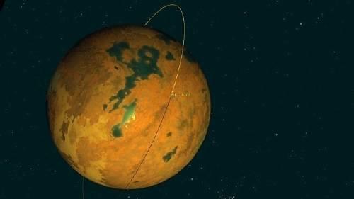 El planeta fantasma buscado por medio siglo que Einstein expulsó del cielo