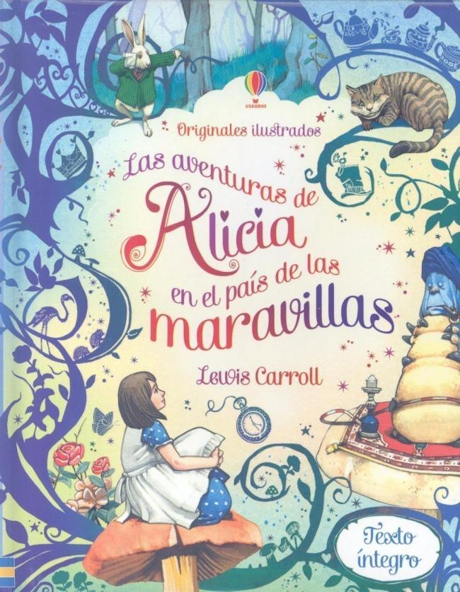 Novelas cortas: Alicia en el País de las maravillas