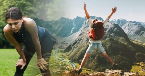 Confirmado: viajar produce más beneficios para la salud que el ejercicio físico