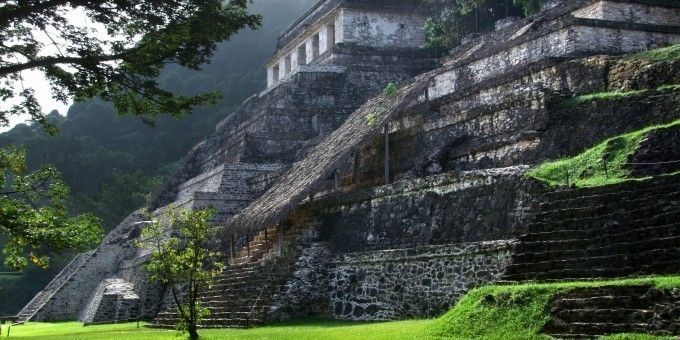 pueblos mágicos Palenque