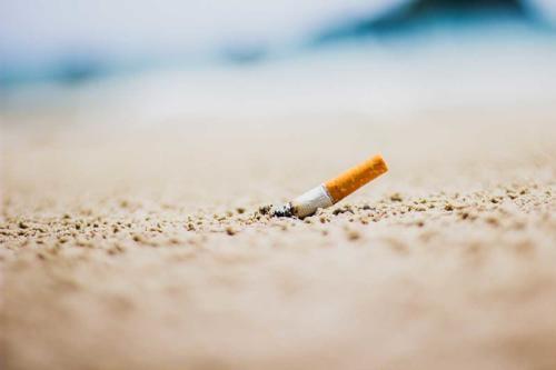 IMEKO: reciclar las colillas de cigarro es posible