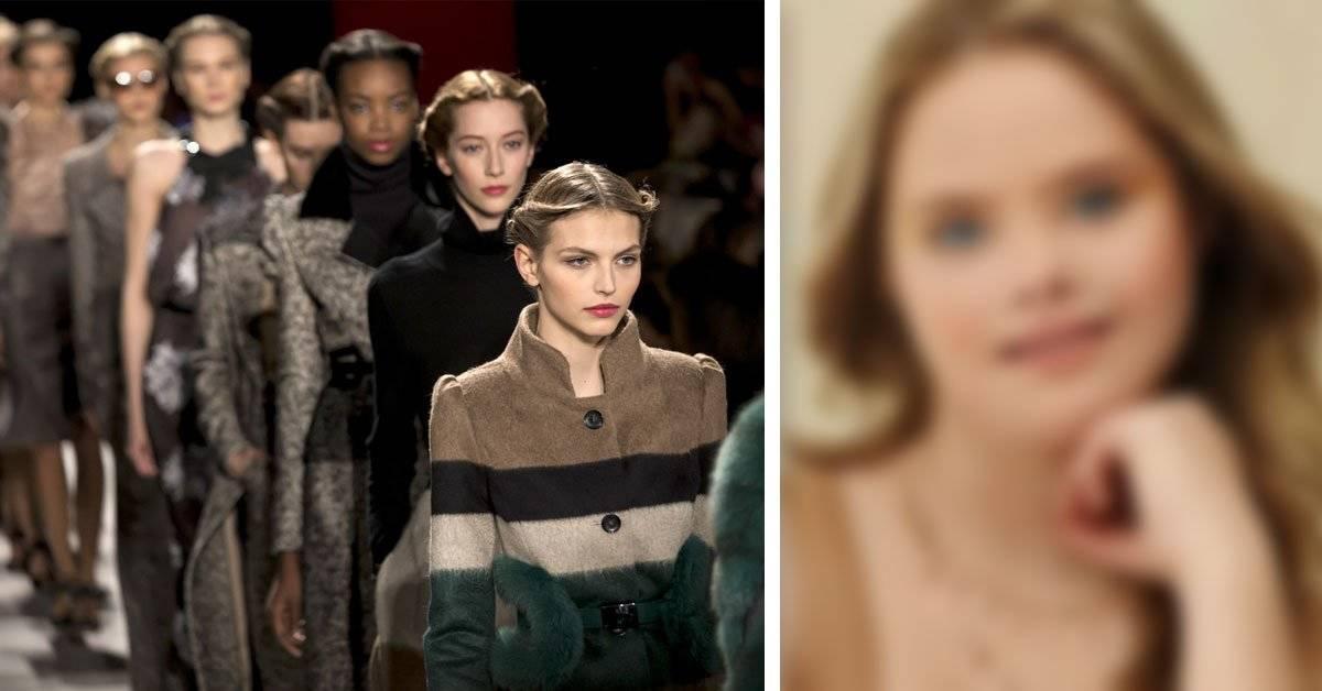 """Una modelo con síndrome de down desafía la """"belleza"""" a través de su Instagram"""