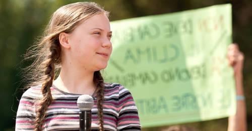 Millones de jóvenes participaron en la huelga mundial por el clima