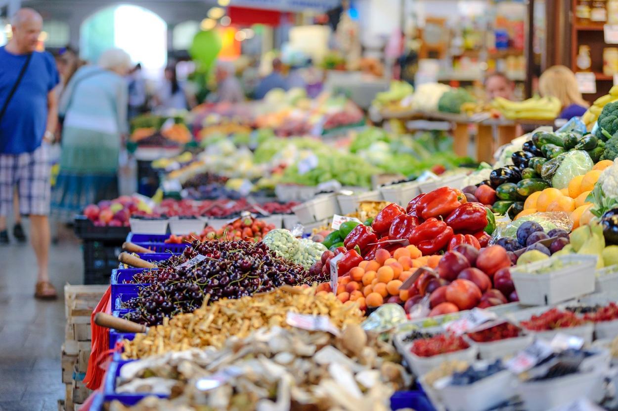 El precio de la comida aumenta más rápido en todo el mundo que los ingresos de las personas