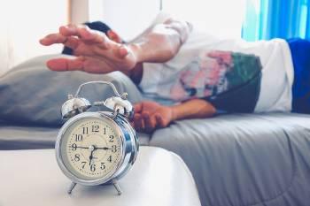 dormir despertar