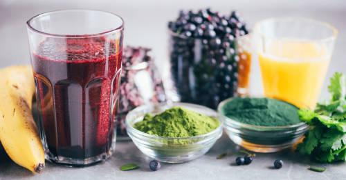 Alimentos alcalinos: ¿qué beneficios le aportan a tu cuerpo?