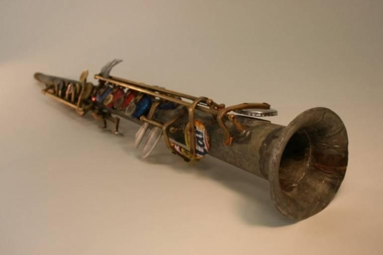 Orquesta de Instrumentos Reciclados
