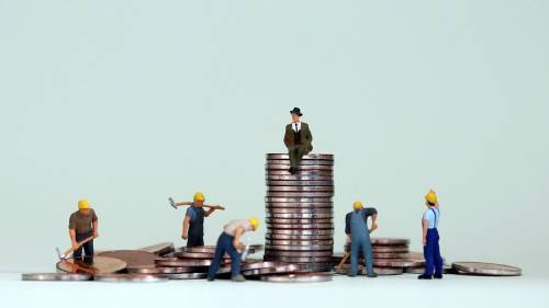 Las 26 personas más ricas tienen tanto dinero como el 50% de la humanidad