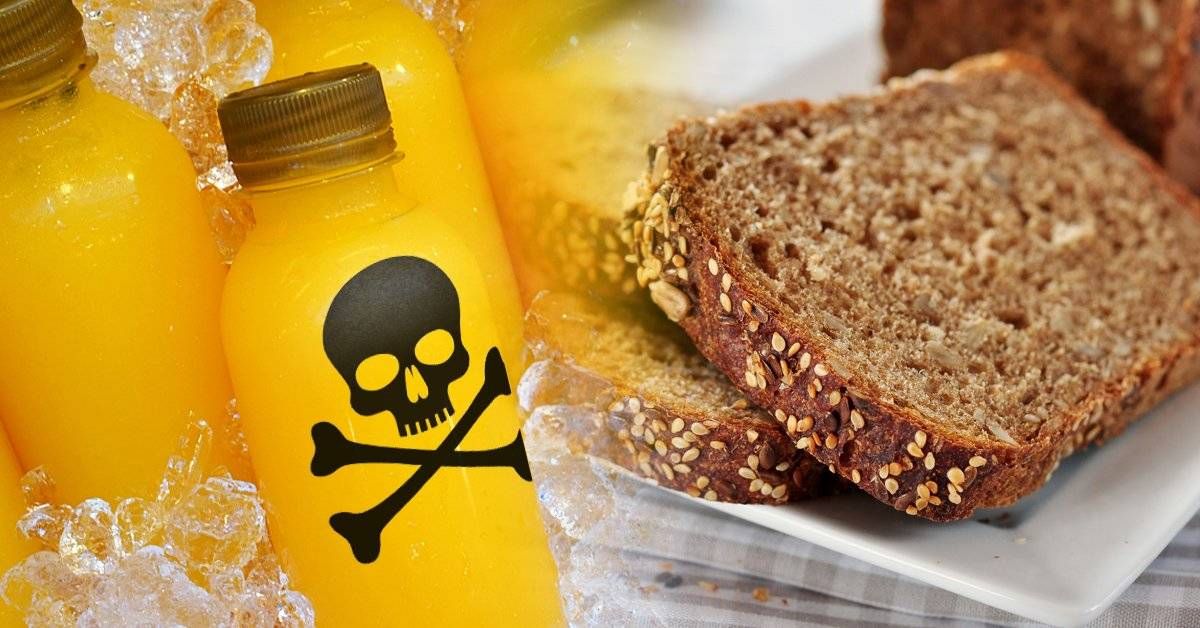 6 productos alimenticios habituales que no son lo que parecen a simple vista