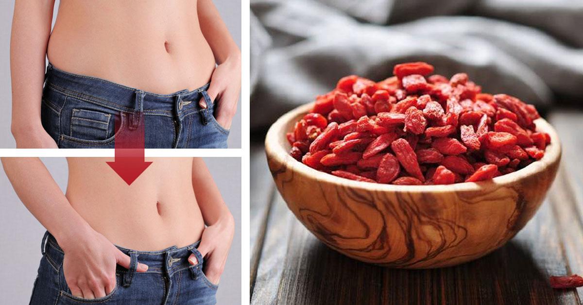 Como consumir bayas de goji para bajar de peso