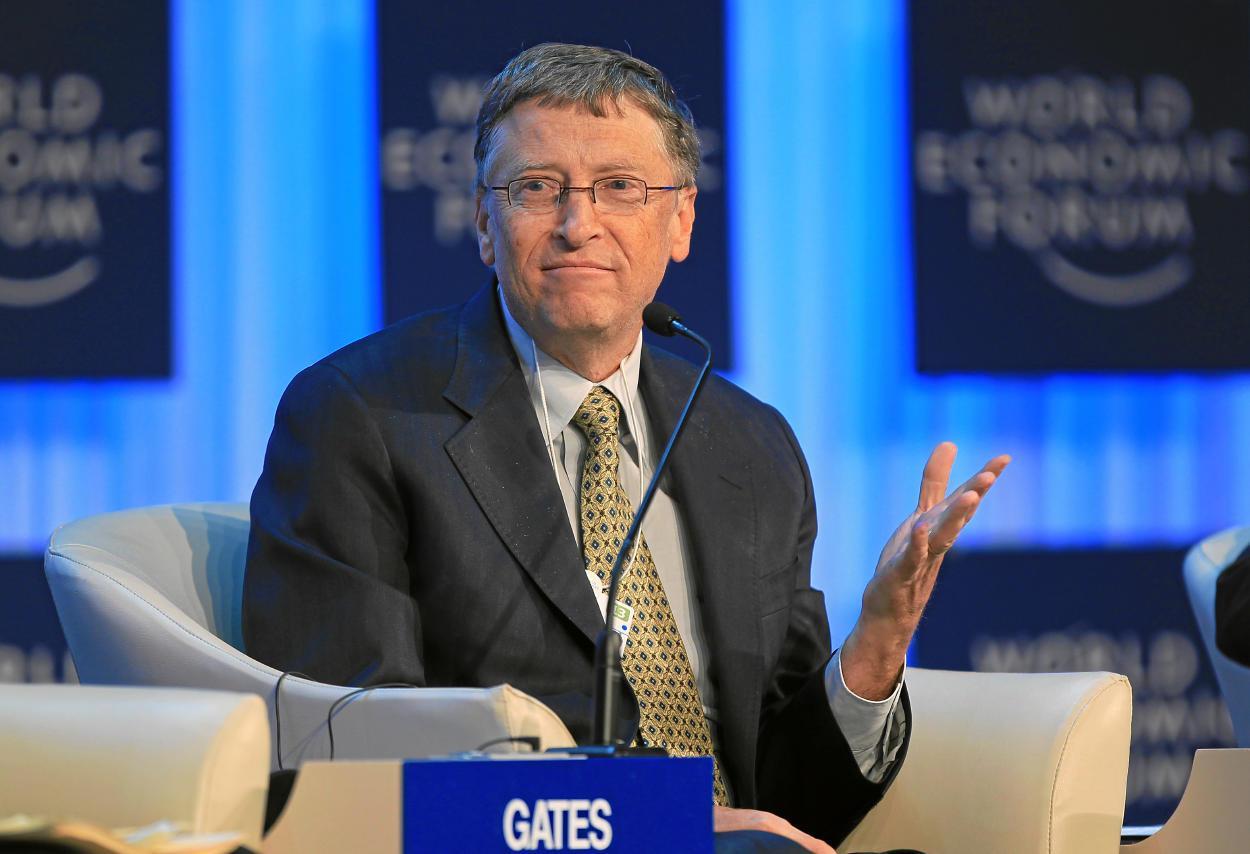 Bill Gates se convirtió en la persona con más tierras para el cultivo en Estados