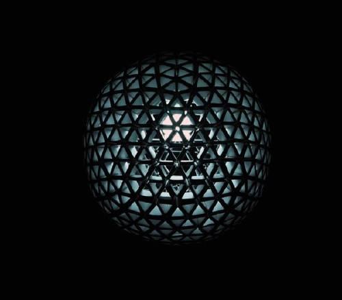 Haz una lámpara con cartones de Tetra Brik