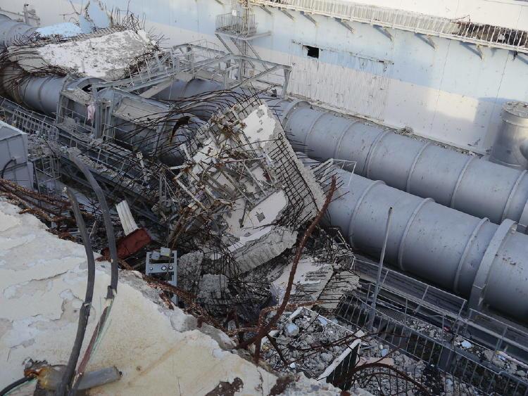 Tragedia nuclear de Fukushima