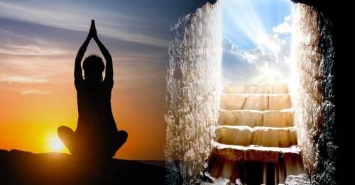 Pasos para conectar con tu lado más espiritual y salir de lo superfluo
