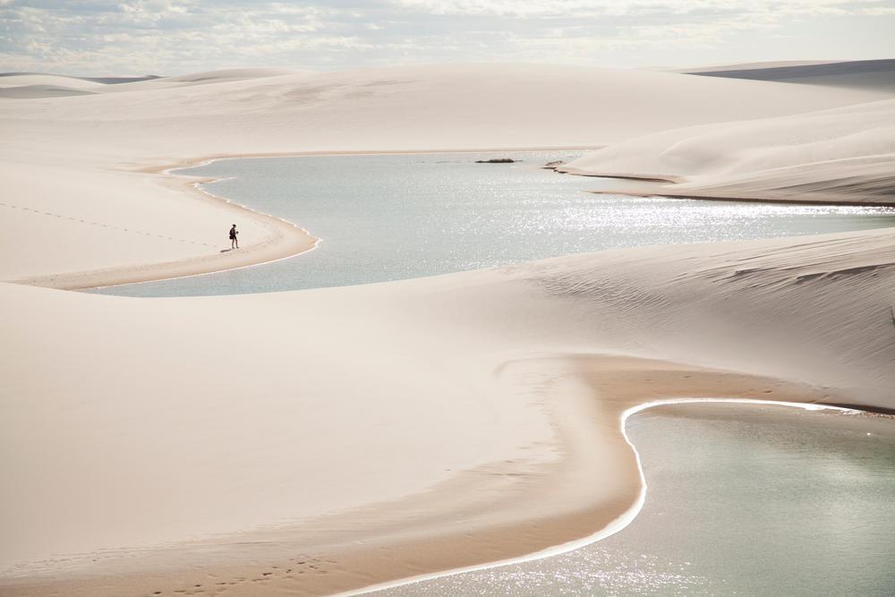 Conoce el maravilloso Parque Nacional de Lençóis Maranhenses