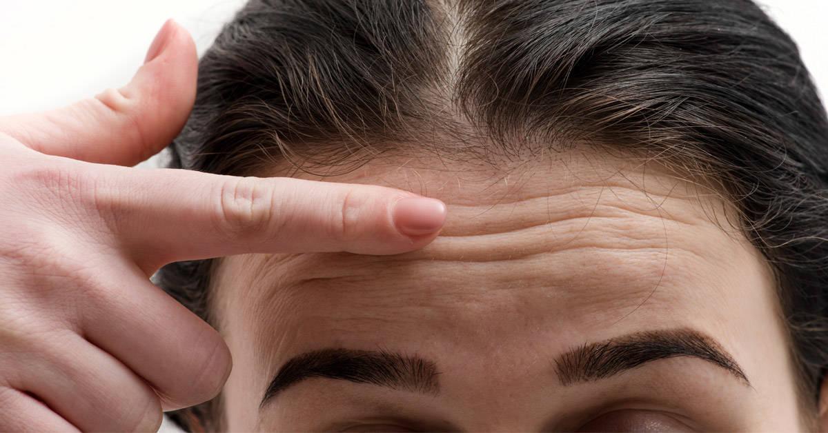 Descubre qué dicen tus arrugas sobre tu personalidad