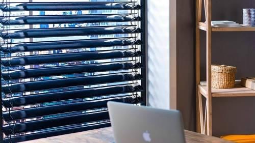Estas persianas son tan inteligentes que producen energía sin que tú hagas n..
