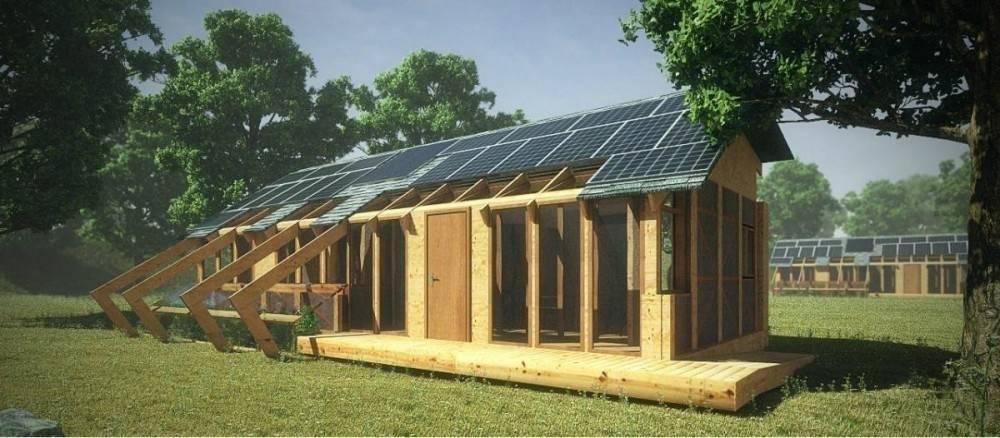 En Argentina construirán viviendas sociales ¡sustentables!