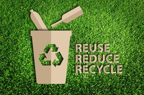 Conoce la regla de las 3 R para cuidar el planeta: Reducir, Reutilizar y Recicla