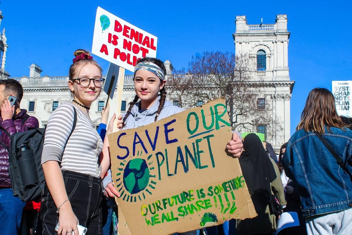 Earth Guardians: la ONG que busca que los jóvenes sean líderes ambientales