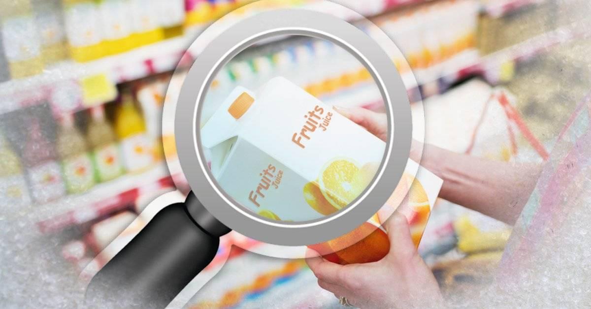 5 productos del supermercado que tienen azúcar escondida