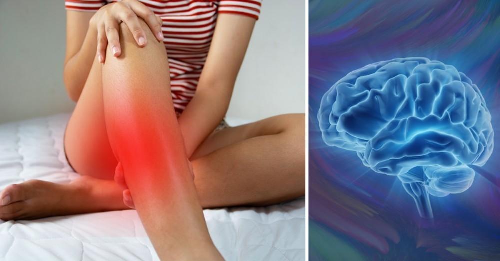 Dolor de piernas y caderas por la noche