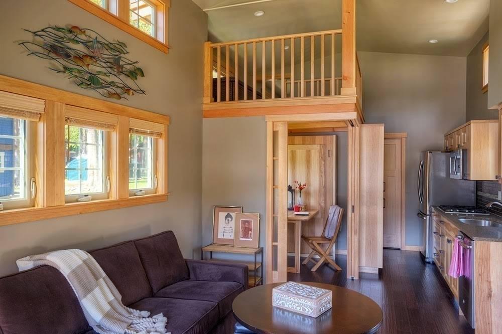Una casa eficiente y multifuncional para vivir