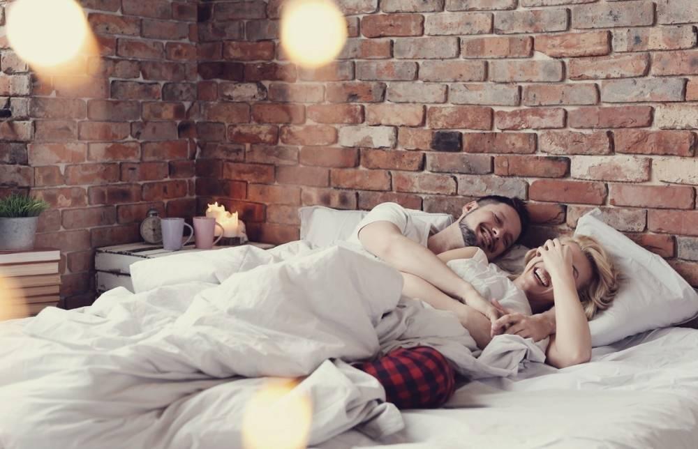 Intentó tener sexo todas las mañanas durante una semana, y esto fue lo que p..