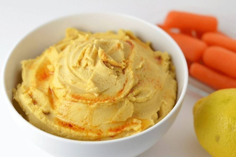 3 dips fáciles con Tahini para reemplazar la mayonesa