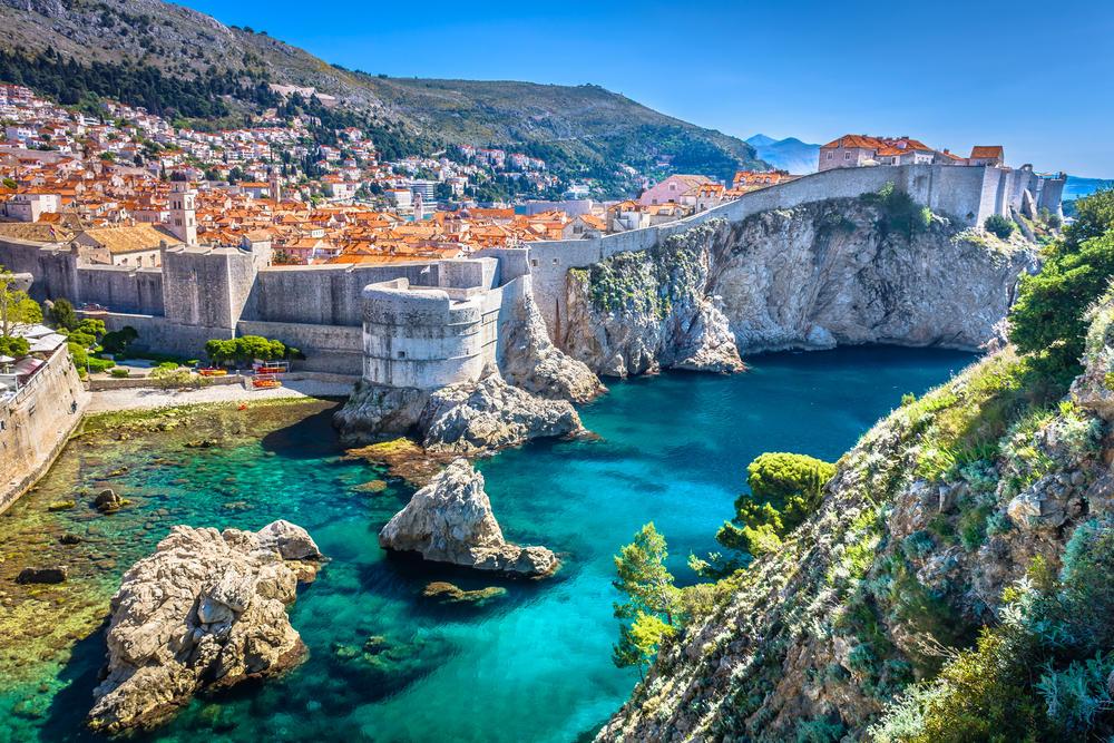 Conoce la perla del Adriático, el enclave amurallado de Dubrovnik