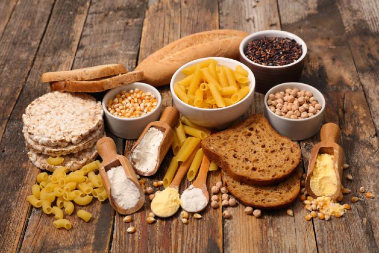 Productos hechos a base de harina